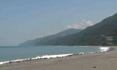 Coast of Lalaolan, Taitung - Taiwan
